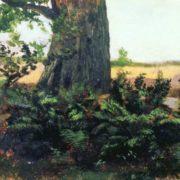 Ivan Ivanovich Shishkin. Ferns