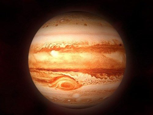 Jupiter – biggest planet