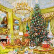 Kamil Kubik. Christmas Tree