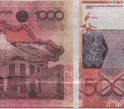 Kazakhstani tenge
