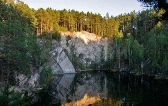 Lake Talkov Stone