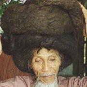 Man with longest hair