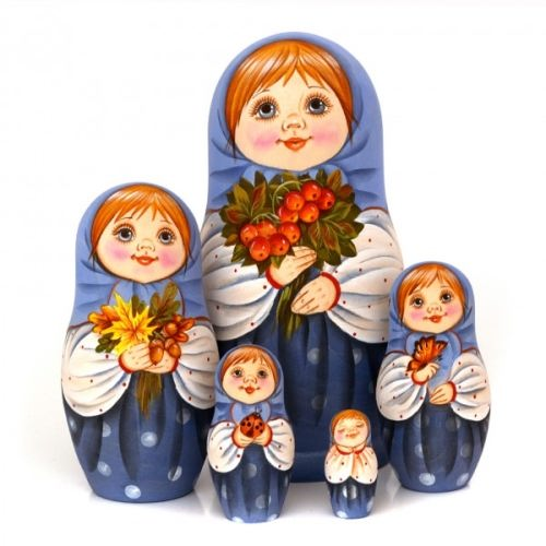 Matryoshka – Russian doll