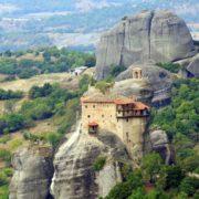 Monastery of Saint Nicholas of Anapafsas