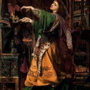 Morgana le Fay. Painter Anthony Sandis