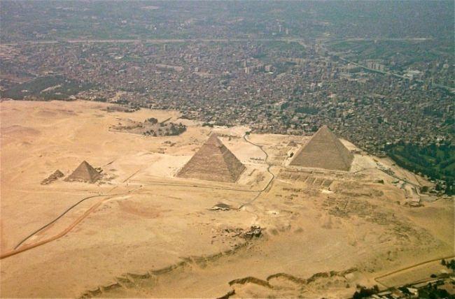 Necropolis of Giza