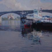 Pretty Nizhny Novgorod by Alexei Chernigin