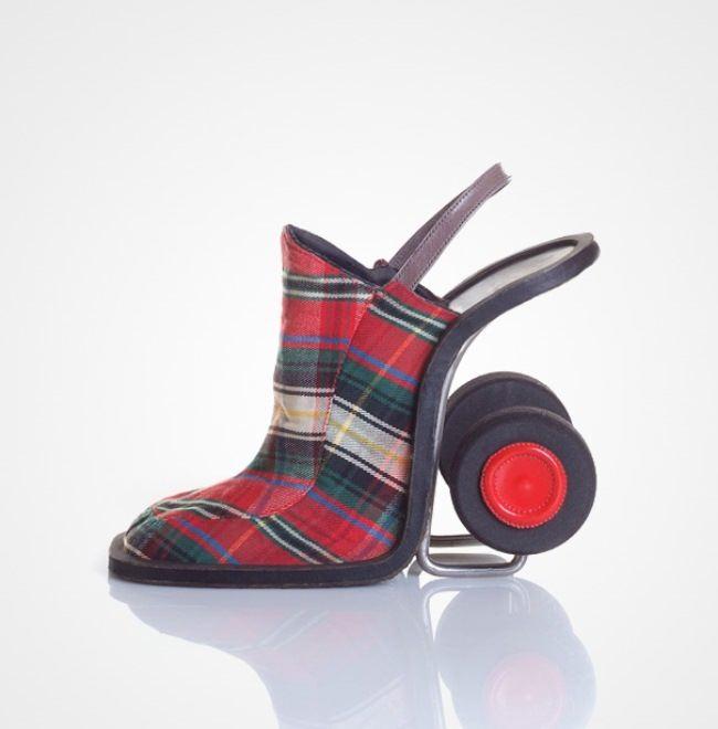 Pretty shoes by Kobi Levi