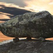 Saami Sacred Stones in Karelia. Seid