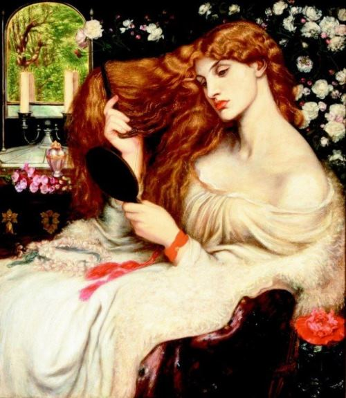 Sacred secrets of hair. Lady Lilith