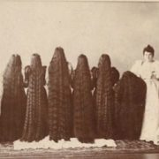 Sarah, Victoria, Isabella, Grace, Naomi, Dora and Mary Sutherland