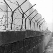 Strengthening of the Berlin Wall, September 25, 1961