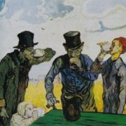 Vincent Willem van Gogh. Die Trinker