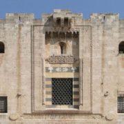 Aleppo Citadel, Inner gate