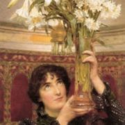 Alma Tadema. Flag Of Truce