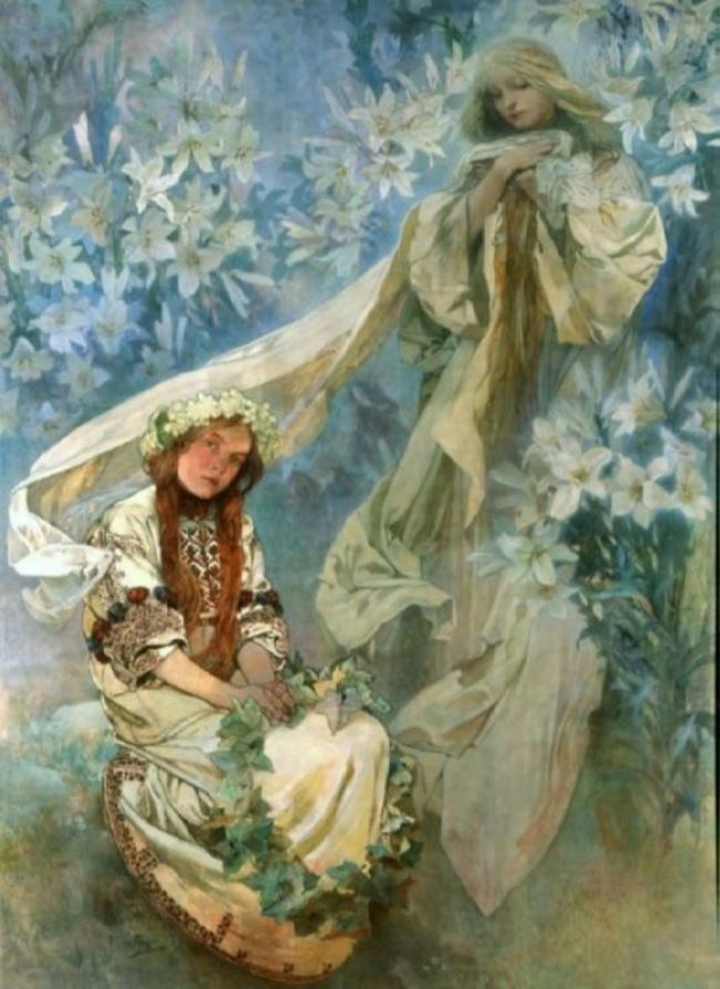 Art Nouveau. Alphonse Mucha