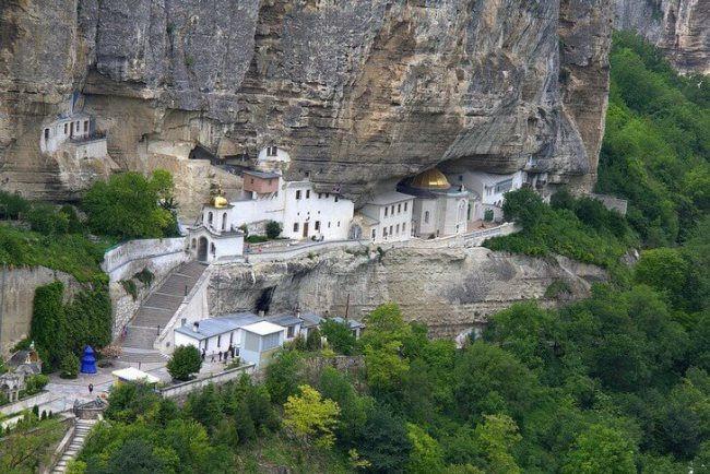 Assumption Cave Monastery