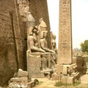 Astonishing Abu Simbel Temple