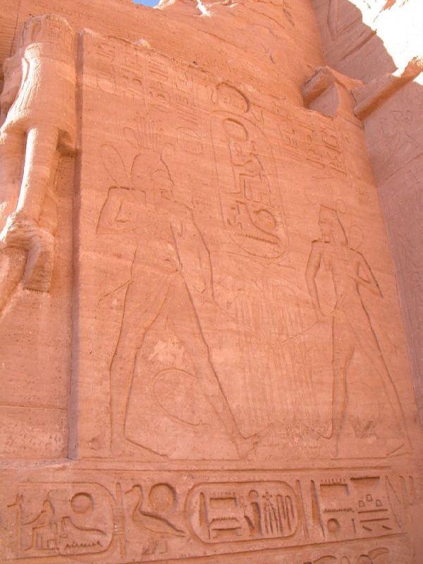 Awesome Abu Simbel Temple