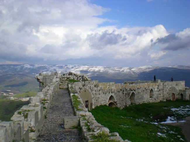 Awesome Krak des Chevaliers
