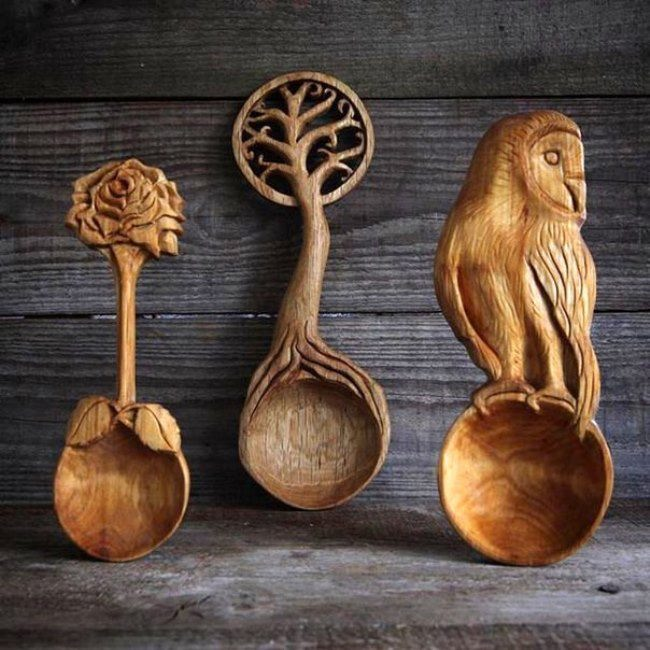 Awesome spoons