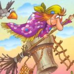 Baba-Yaga – fairy tale character