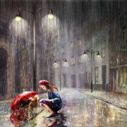 Erdinc Altun. Hands of Rain. 2008