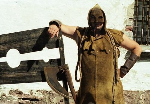 Executioner - special profession