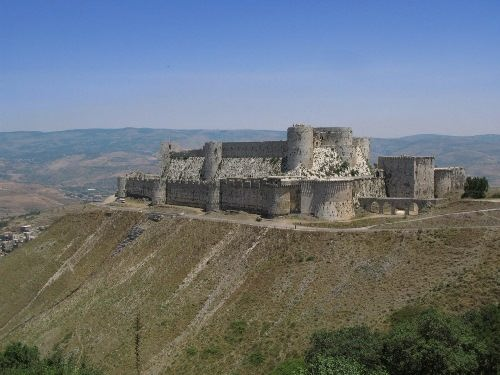 Fortress of Krak des Chevaliers