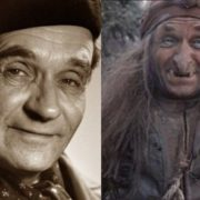 George Millyar and his most famous role - Baba Yaga