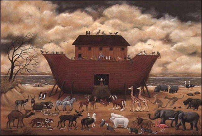 Gorgeous Noah's Ark