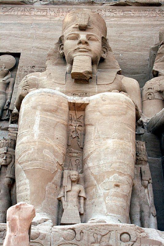 Grandiose statue