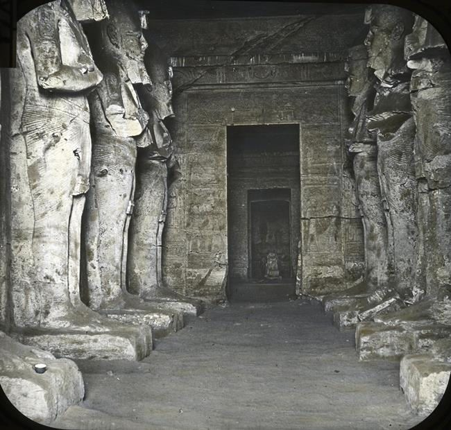 Interesting Abu Simbel Temple
