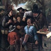 Jan Steen. Dentistry
