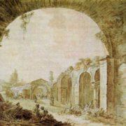 Jean Balthasar de la Traverse. Old Crimea, 1798