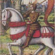 Jeanne d'Arc was the first European woman to wear men's trousers