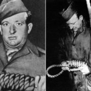John Wood was the official executioner of the Nuremberg Trials