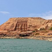 Magnificent Abu Simbel Temple