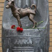 Monument to Laika