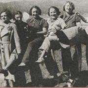 Progressive ladies of the 1930s