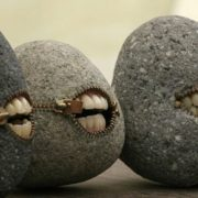 Stone teeth