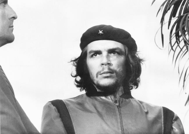 The creator of the masterpiece is Alberto Corda. Photo with Che Guevara has turned into a kind of brand