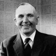 The hereditary British executioner Albert Pierrepoint