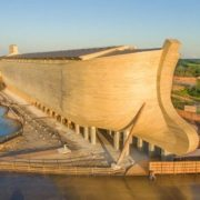 The unique project Ark Encounter was realized by architects of LeRoy Troyer company near Cincinnati, Ohio, USA