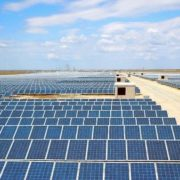 The world's most powerful solar power plant
