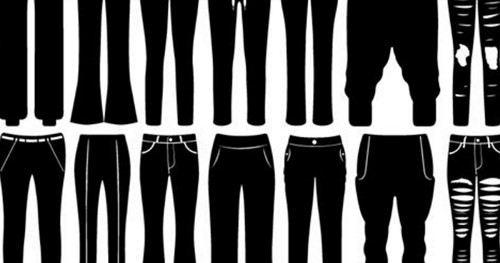 Trousers - unisex clothing
