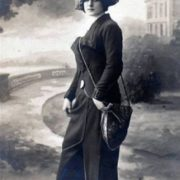Women had to fight a lot to wear trousers