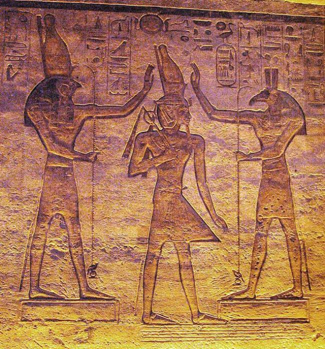 Wonderful Abu Simbel Temple