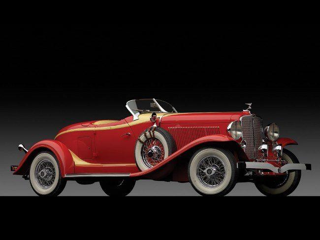1933 Auburn Twelve 12-161A Custom Speedster