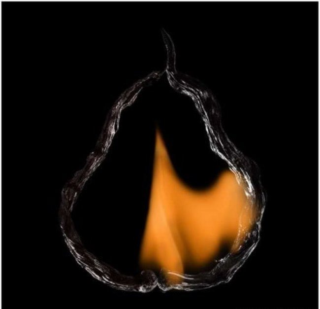 Amazing fire picture
